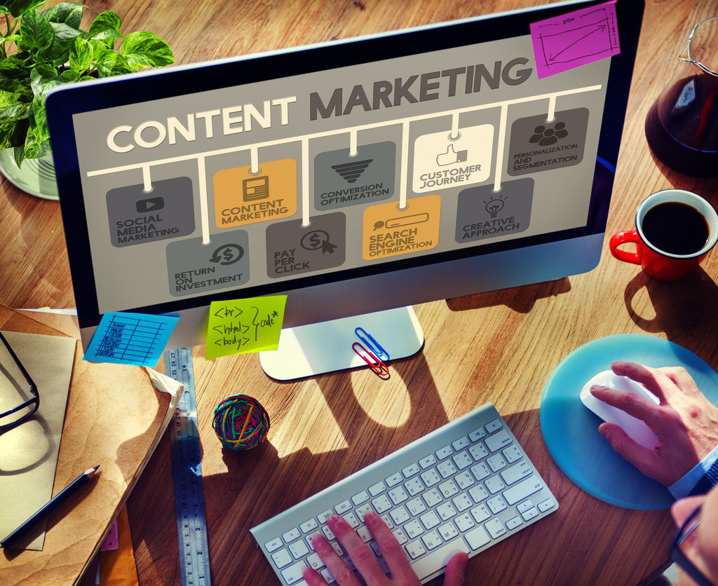 Content Marketing and just what It May Provide For You