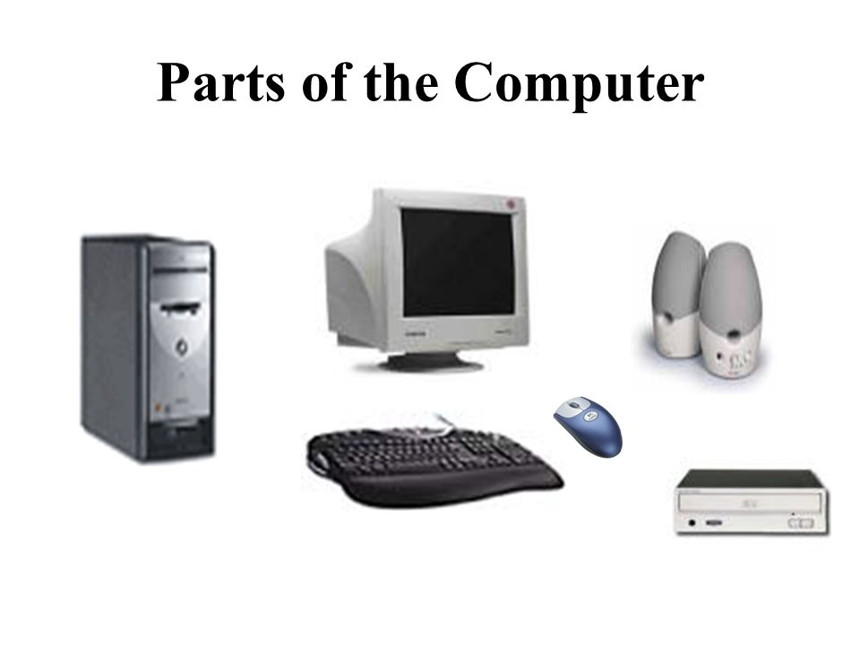 Finding out About Basic Computer Parts And Functions