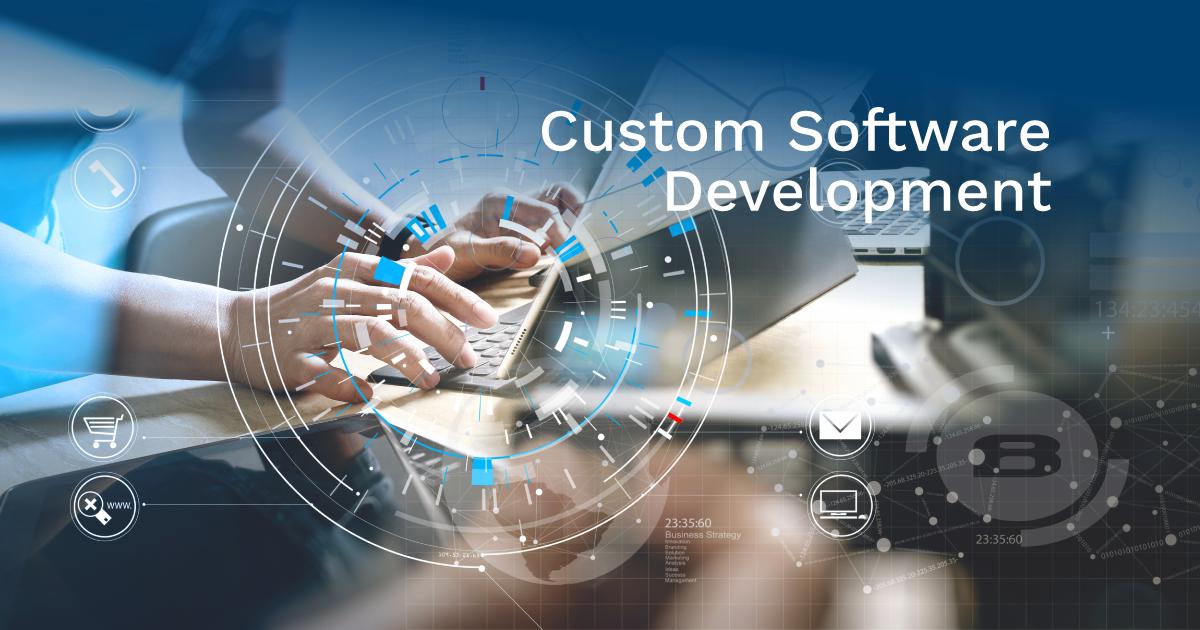 Redistributing Custom Software Development